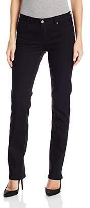 Calvin Klein Jeans Women's Straight Leg Jean $40.95 thestylecure.com