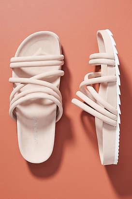 J/Slides Strappy Slide Sandals