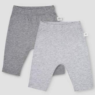 Fruit of the Loom Baby 2pk Breathable Pants - Gray
