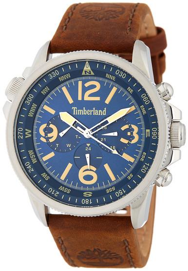 TimberlandTimberland Men&s Campton Leather Watch