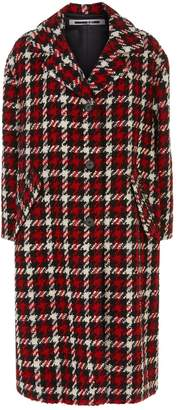 McQ Houndstooth CheckCoat