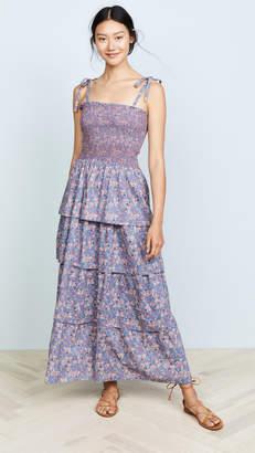 LoveShackFancy Caressa Dress