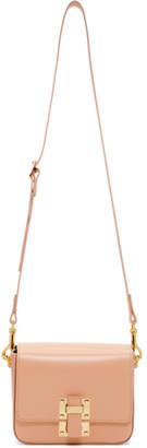 Sophie Hulme Pink Small Quick Bag