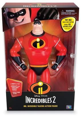 Disney The Incredibles - 'Mr. Incredible' Talking Action Figure