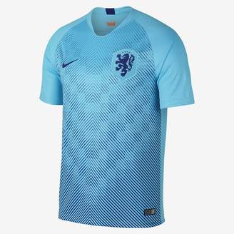 Nike 2018 Netherlands Stadium Away Men's Soccer Jersey