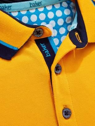 2c6b90eca0d7 Ted Baker Toddler Boys Icon Polo Shirt - Mustard