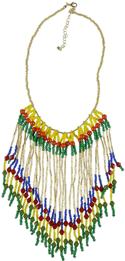 Beaded Glory Necklace