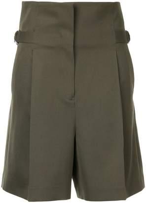 Jil Sander belted waist shorts