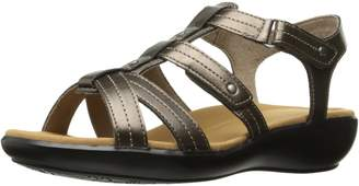 Rockport Women's Rozelle Gladiator Wedge Sandal