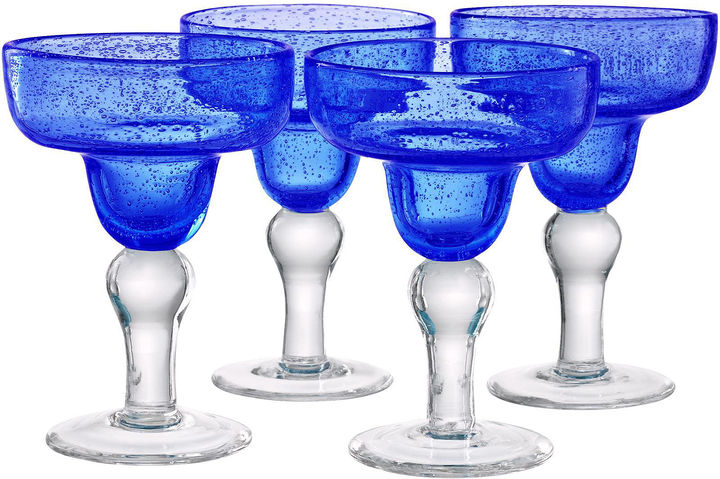 Artland ARTLAND Artland Iris Set of 4 Margarita Glasses