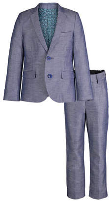 Andy & Evan Two-Piece Suit Set, Size 2-6X