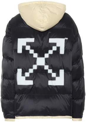 Off-White Off White Quilted puffer jacket