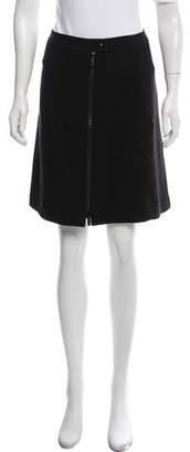 Karl Lagerfeld Knee-Length Pencil Skirt