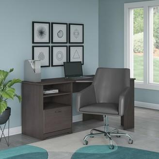 Hillsdale Red Barrel Studio Reversible Desk and Chair Set Red Barrel Studio
