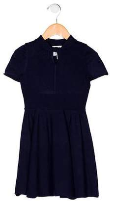 Milly Minis Girls' Short Sleeve Dress