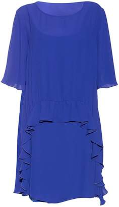 Nissa Loose Dress With 3/4 Sleeves