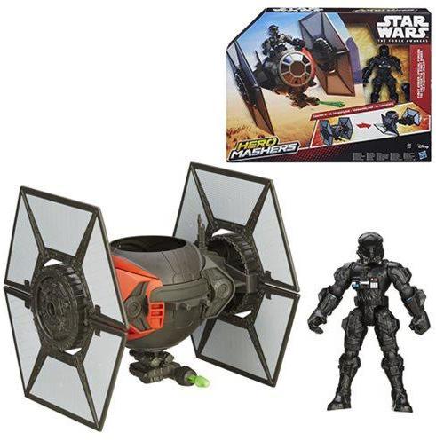 Star Wars Hero Mashers TIE Fighter Vehicle