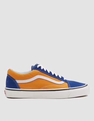 Vans Old Skool 36 DX Sneaker in OG Blue OG Gold