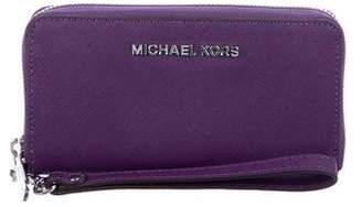 MICHAEL Michael Kors Jet Set Smartphone Wristlet