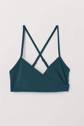 H&M Bikini Top - Turquoise