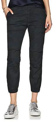 "Nili Lotan Women's ""French Military"" Crop Cargo Pants"