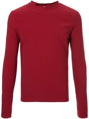 Namacheko mandarin collar sweater