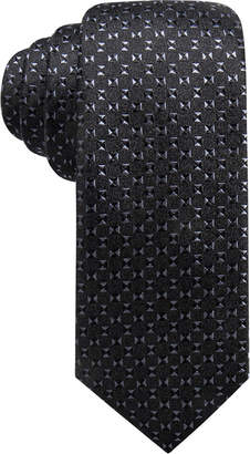 Alfani Men's Neat Slim Silk Tie