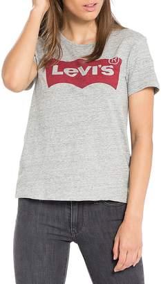 Levi's Logo Graphic Cotton Tee