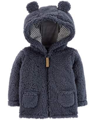 Carter's Baby Boy Sherpa Jacket