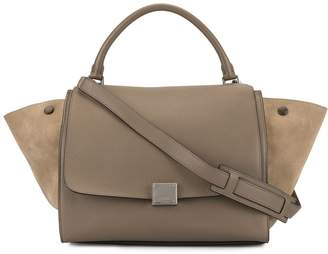 Celine Pre-Owned trapeze 2way bag