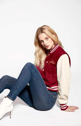 Kendall + Kylie Los Angeles Varsity Jacket
