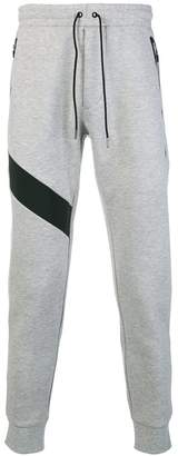 Polo Ralph Lauren panelled joggers