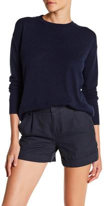 VINCE. Boxy Cashmere Blend Pullover $265 thestylecure.com