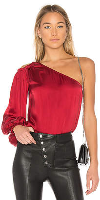 Elizabeth and James Denissa One Shoulder Blouse