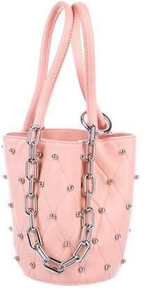 Alexander Wang Studded Mini Roxy Bucket Bag