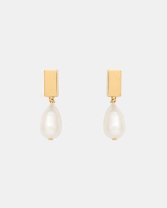 Relic Pearl Earrings