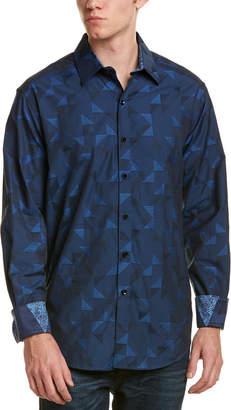 Robert Graham Terrence Classic Fit Woven Shirt