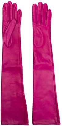 Manokhi elbow length gloves