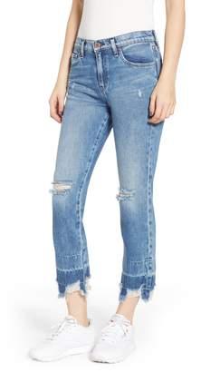 Hudson Jeans Jessi Ripped Boyfriend Jeans