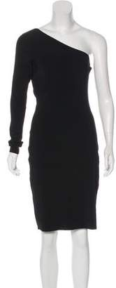 Elizabeth and James Brittany One-Shoulder Dress w/ Tags