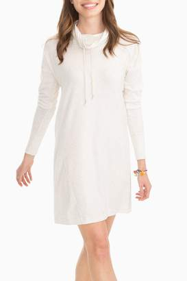 Southern Tide Scuba Pullover Dress