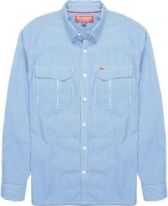 Fly London Simms Transit Long-Sleeve Shirt - Men's