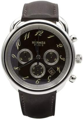 Hermes Arceau Chronographe watch