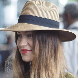 Dakota Mu Du London Straw Hat