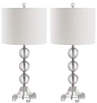 Mercury Row Clutton Table Lamp Set