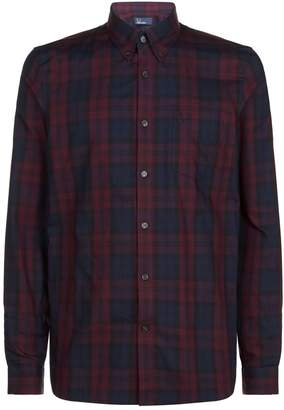 Fred Perry Winter Tartan Shirt
