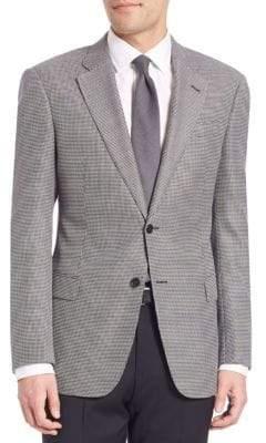 Armani Collezioni Wool-Blend Sportcoat