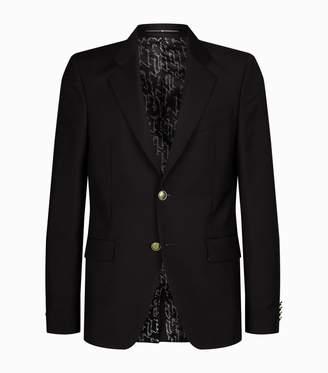 Givenchy 4G Button Blazer