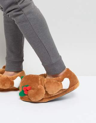Dunlop Holidays Turkey Slippers