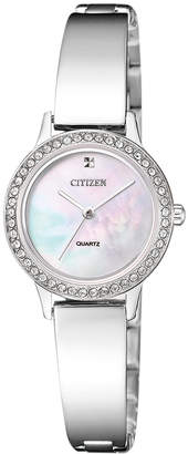 Citizen EJ6130-51D Silver Watch